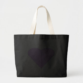 Lilac Love Heart Bags