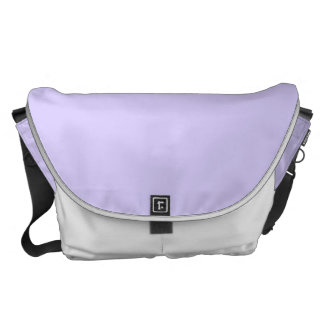 Lilac Messenger Bags