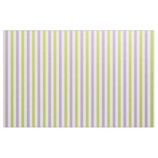 Lilac & Mint Stripes customizable fabric