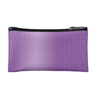 Lilac Pearls Cosmetic Bags
