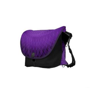 Lilac Plafond Messenger Bags