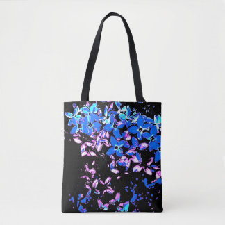 Lilac psy tote