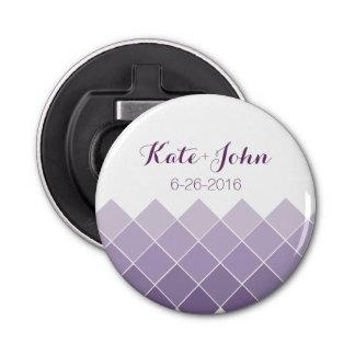 Lilac Purple Ombre Wedding