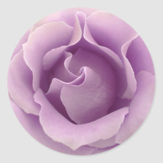 LILAC PURPLE Rose - Wedding Envelope Seal