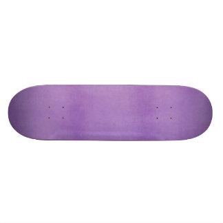 Lilac Purple Skateboard