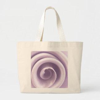 Lilac Rose Large Tote Bag