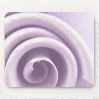 Lilac Rose Mouse Mat