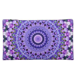 Lilac Starburst (Purple) Cosmetics Bags