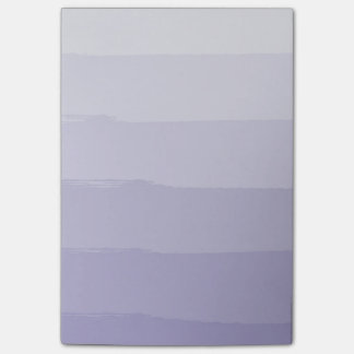 Lilac Stripes Post-it Notes