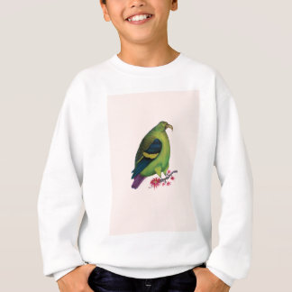 lilac tailed parrotlet, tony fernandes sweatshirt