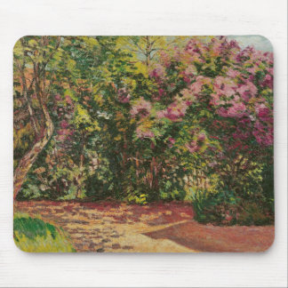 Lilac, the Artist's Garden Mouse Pad