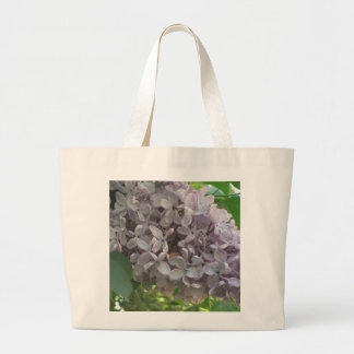 Lilac Canvas Bags