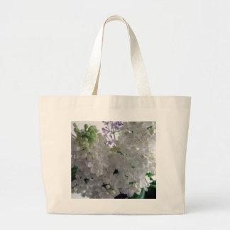 Lilac Jumbo Tote Bag
