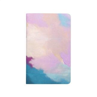 Lilac with Aqua (Kimberly Turnbull Art) Journal