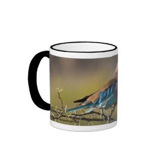 Lilacbreasted Roller Mug