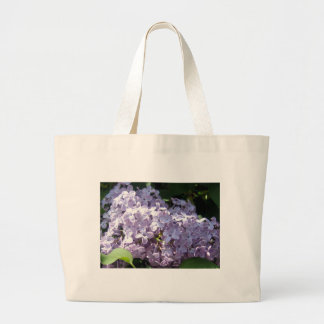 Lilacs in Full Bloom Jumbo Tote Bag