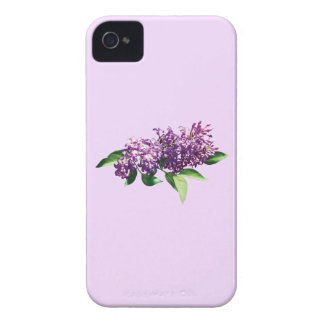 Lilacs in Sunshine iPhone 4 Covers