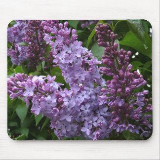 Lilacs Mouse Mat