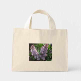 Lilacs Mini Tote Bag