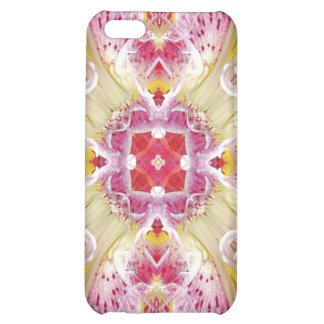 Lilie rosa - Lily pink Cover For iPhone 5C