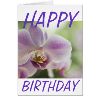 Lilien Blumen Fotografie Geburtstagskarte Grußkarte