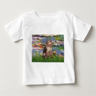 Lilies 2 - Italian Spinone #6 Baby T-Shirt