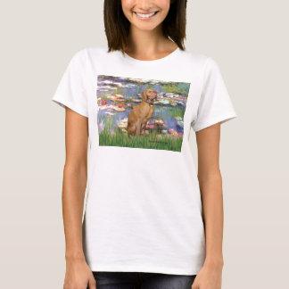 Lilies #2 - Vizsla 2 T-Shirt