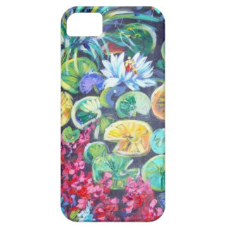 lilies barely there iPhone 5 case