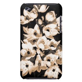 Lilies blooming barely there iPod cover