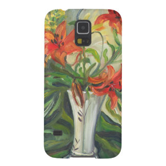 Lilies Galaxy S5 Cases