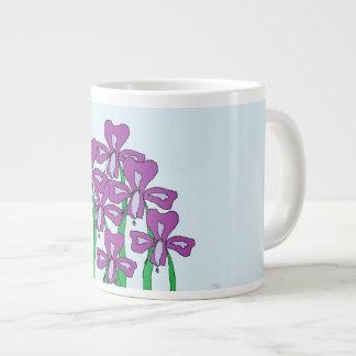 Lilies Large Coffee Mug