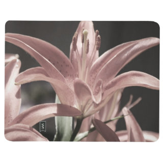 Lilies-Muted Tones by Shirley Taylor Journal