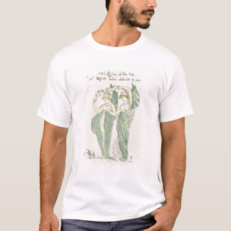 Lilies of the Vale, from Flora's Feast, 1901 (colo T-Shirt