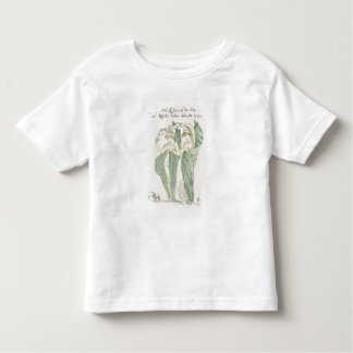 Lilies of the Vale, from Flora's Feast, 1901 (colo Toddler T-Shirt