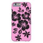 Lilikoi Hibiscus Hawaiian Floral iPhone 6 case