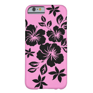 Lilikoi Hibiscus Hawaiian Floral iPhone 6 case