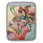 Lilith - Frog Fairy - iPad Sleeve