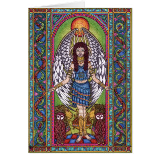 Lilith (The Dark Maidern) 001 rb Card