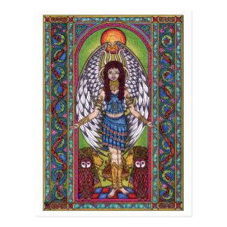 Lilith (The Dark Maidern) 001 rb Postcard