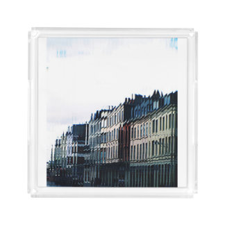 Lille plate acrylic tray