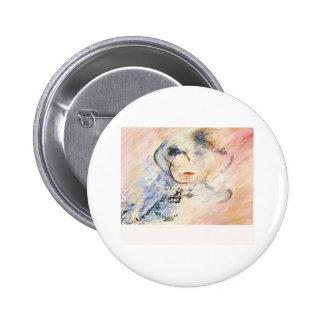 Lilli 6 Cm Round Badge