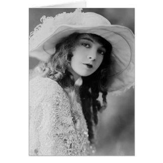 Lillian Gish #3 Greeting Card
