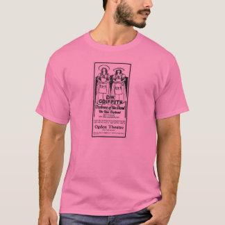 Lillian Gish Dorothy Gish silent movie ad 1922 T-Shirt