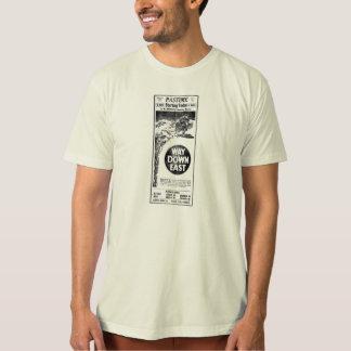 Lillian Gish Richard Barthelmess 1920 movie ad T Shirts