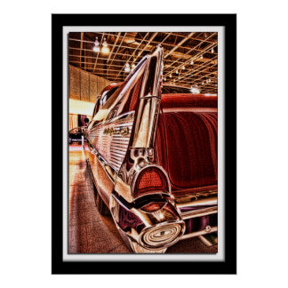 Lillian Photography HDR 1957  Fin Poster