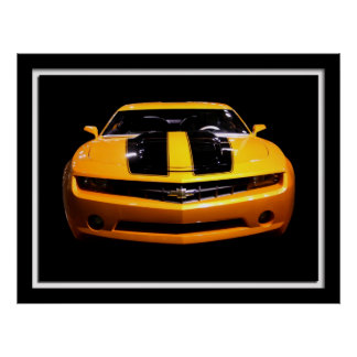 Lillian Photography HDR Car Poster