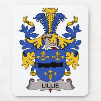 Lillie Family Crest Mousepads