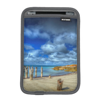 Lillies Beach | Wybalena, Flinders Island iPad Mini Sleeve
