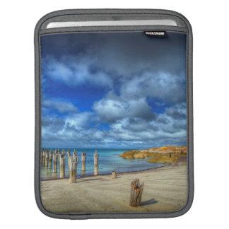Lillies Beach | Wybalena, Flinders Island iPad Sleeve