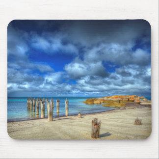 Lillies Beach | Wybalena, Flinders Island Mouse Pad